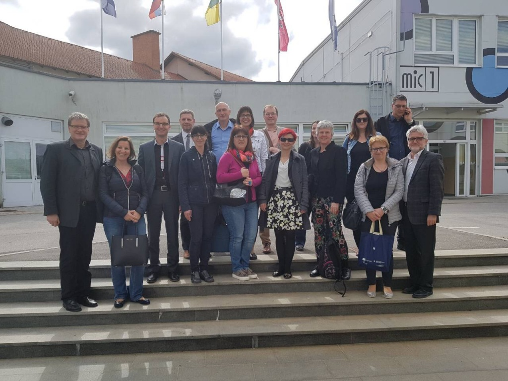 Mednarodna kolegialna presoja – Šolski center Velenje