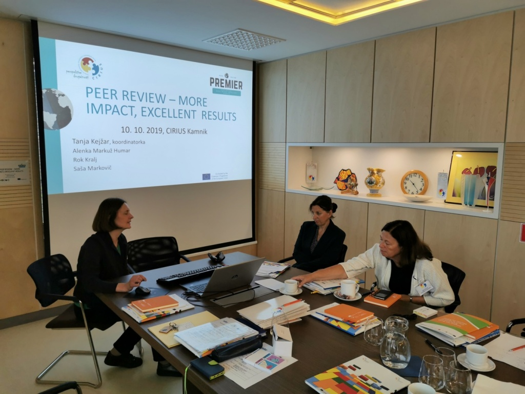 Peer Review – more impact, better results