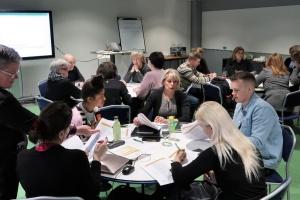 Usposabljanje za mednarodno kolegialno presojo v Helsinkih
