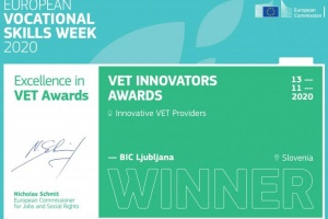 Zaključen je European VET Skills Week