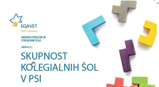 Vlogo kolegialne presoje pri razvoju kakovosti izvajalcev PSI v Sloveniji predstavljamo na mednarodnih dogodkih